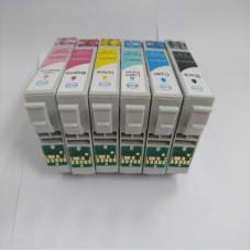 Epson T0821-T0826