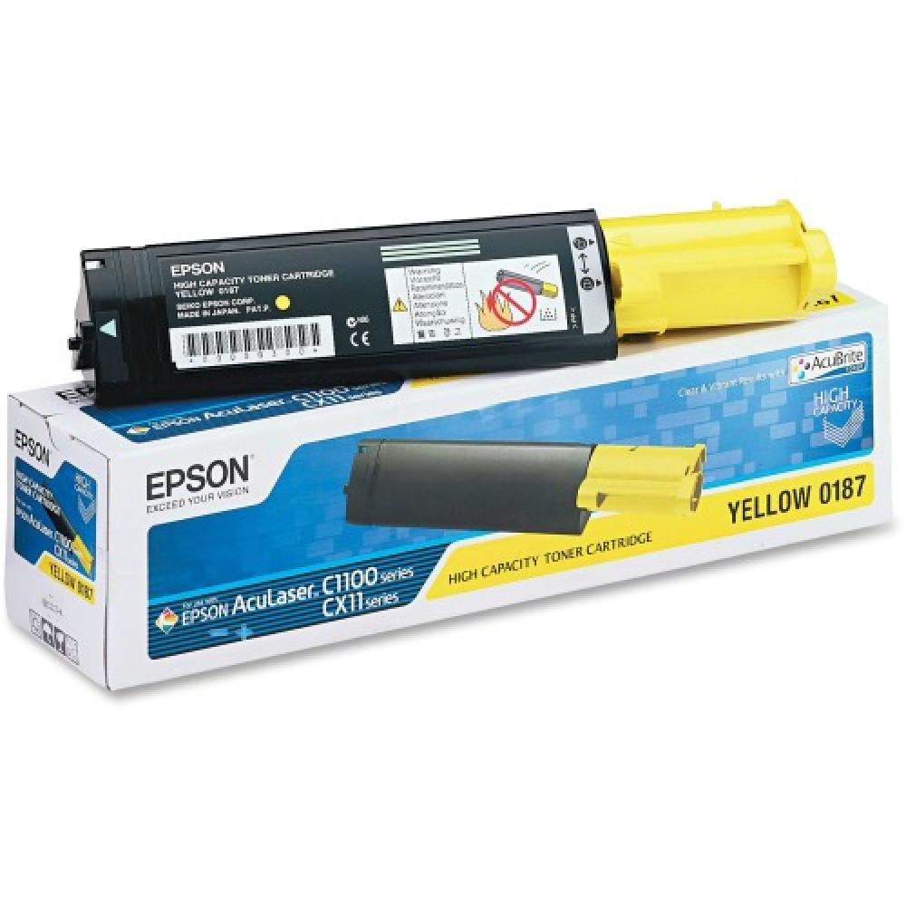 Epson S050187 Yellow