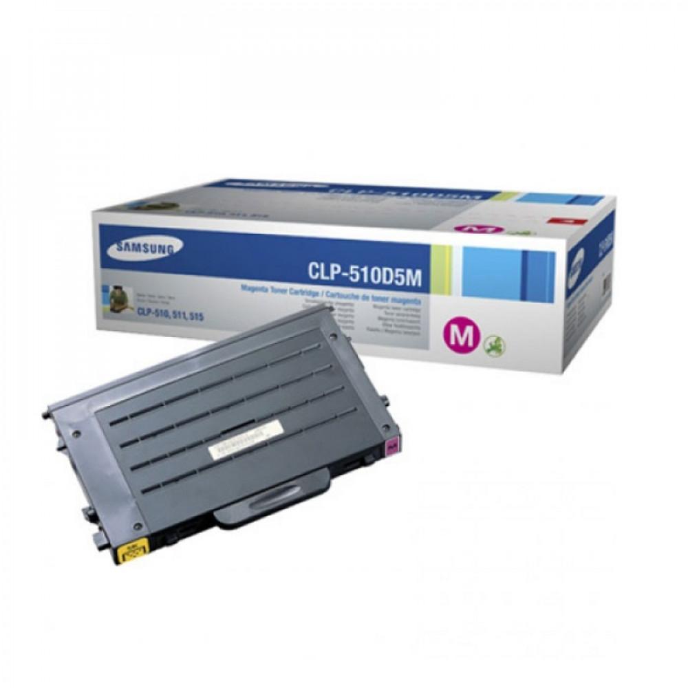 Samsung CLP-510D5 Magenta/Yellow/Bk/Cyan