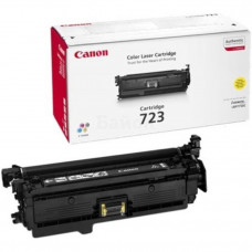 Canon Cartridge 723 Yellow