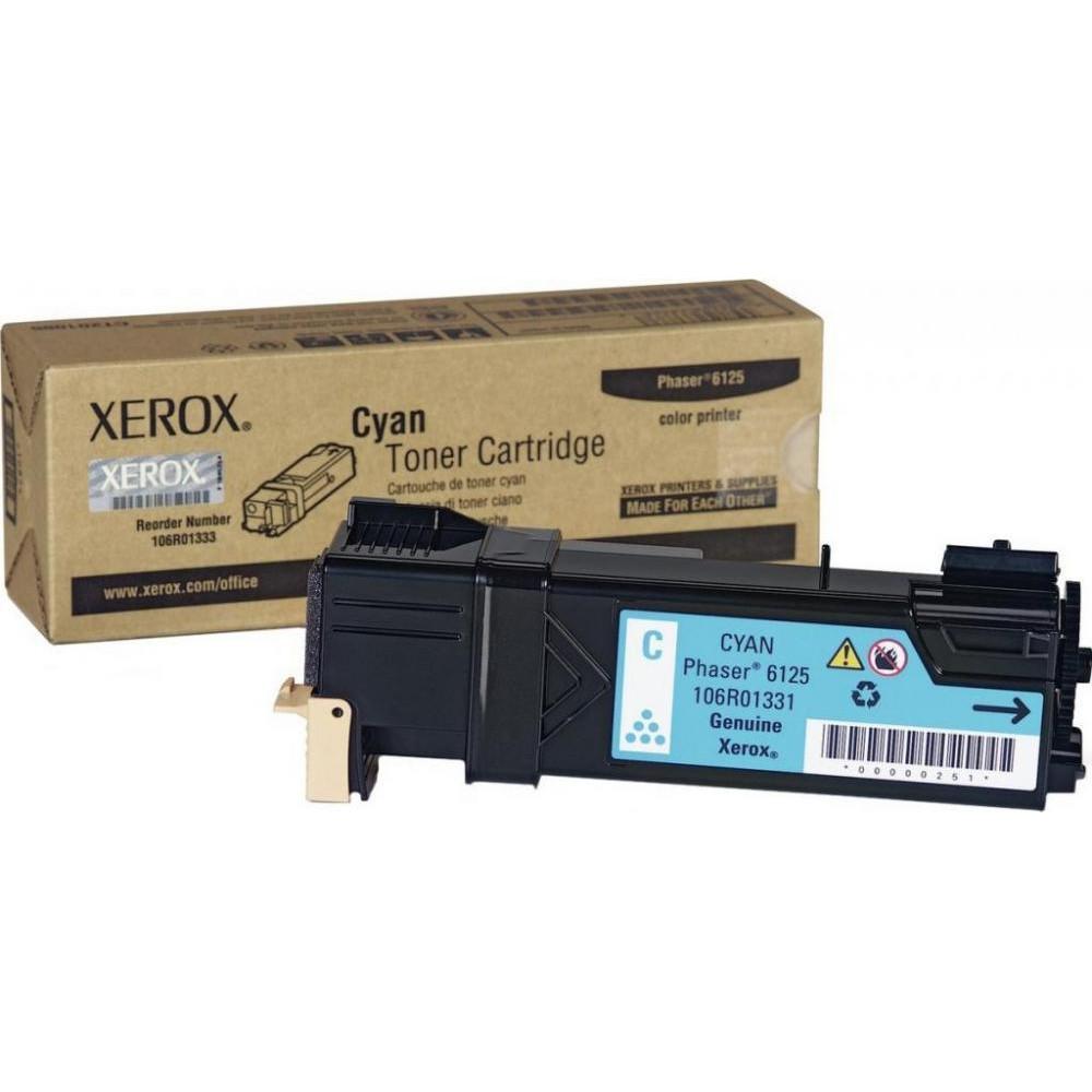 Xerox 106R01335 CYAN (Phaser-6125)