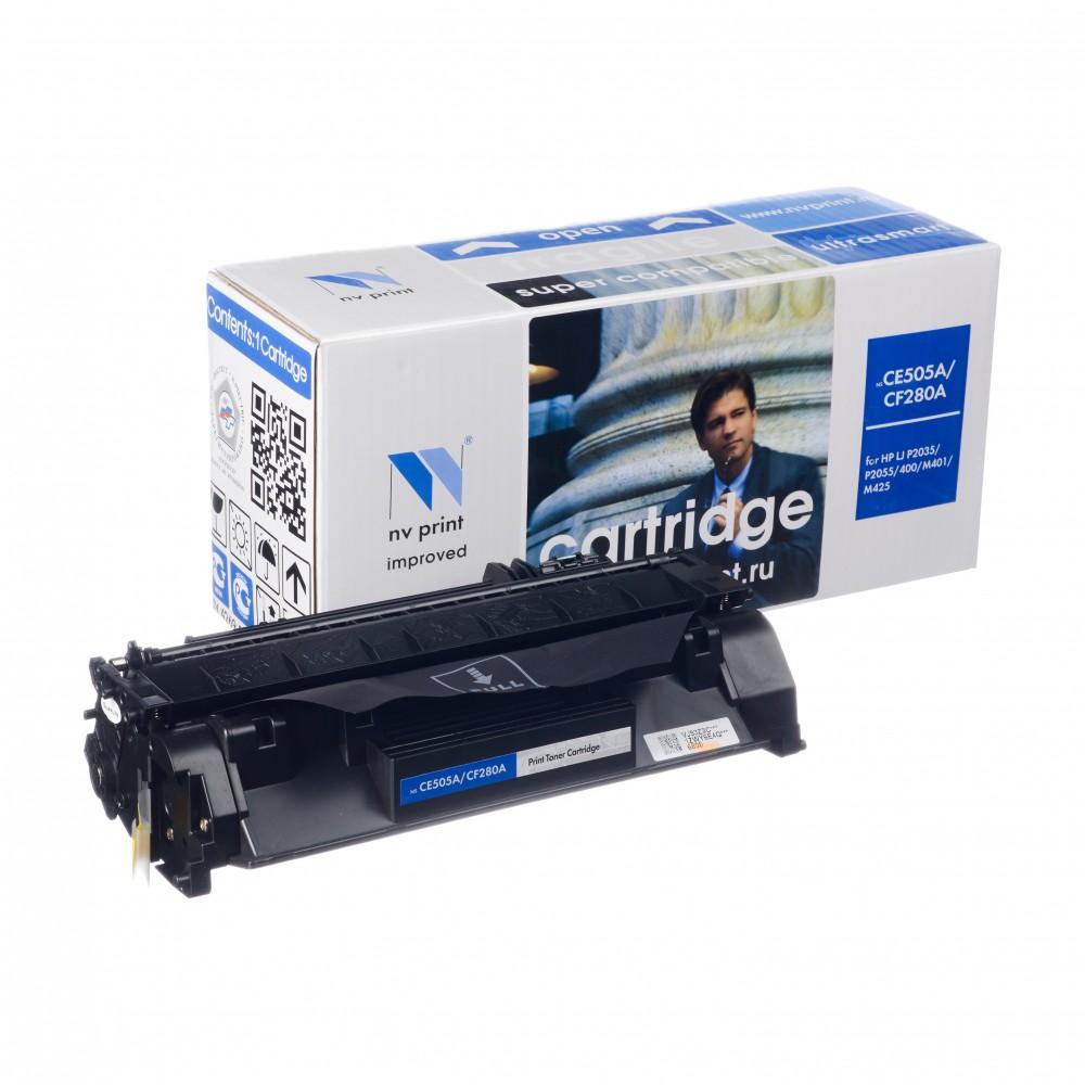 NV Print CE505A/CF280A