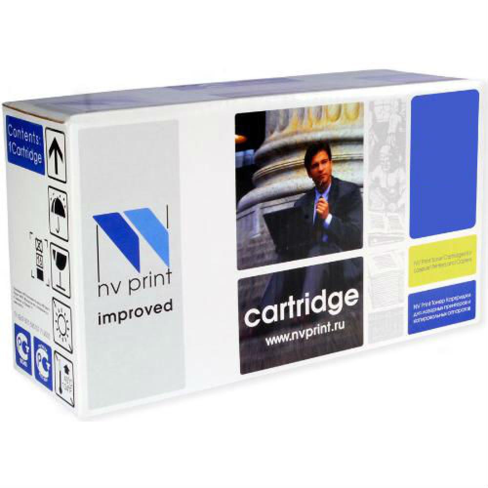 Картридж NV Print для HP CE272A Yellow