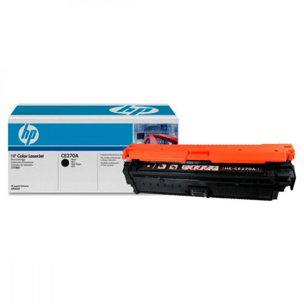 Картридж HP CE270A (650A) Bk