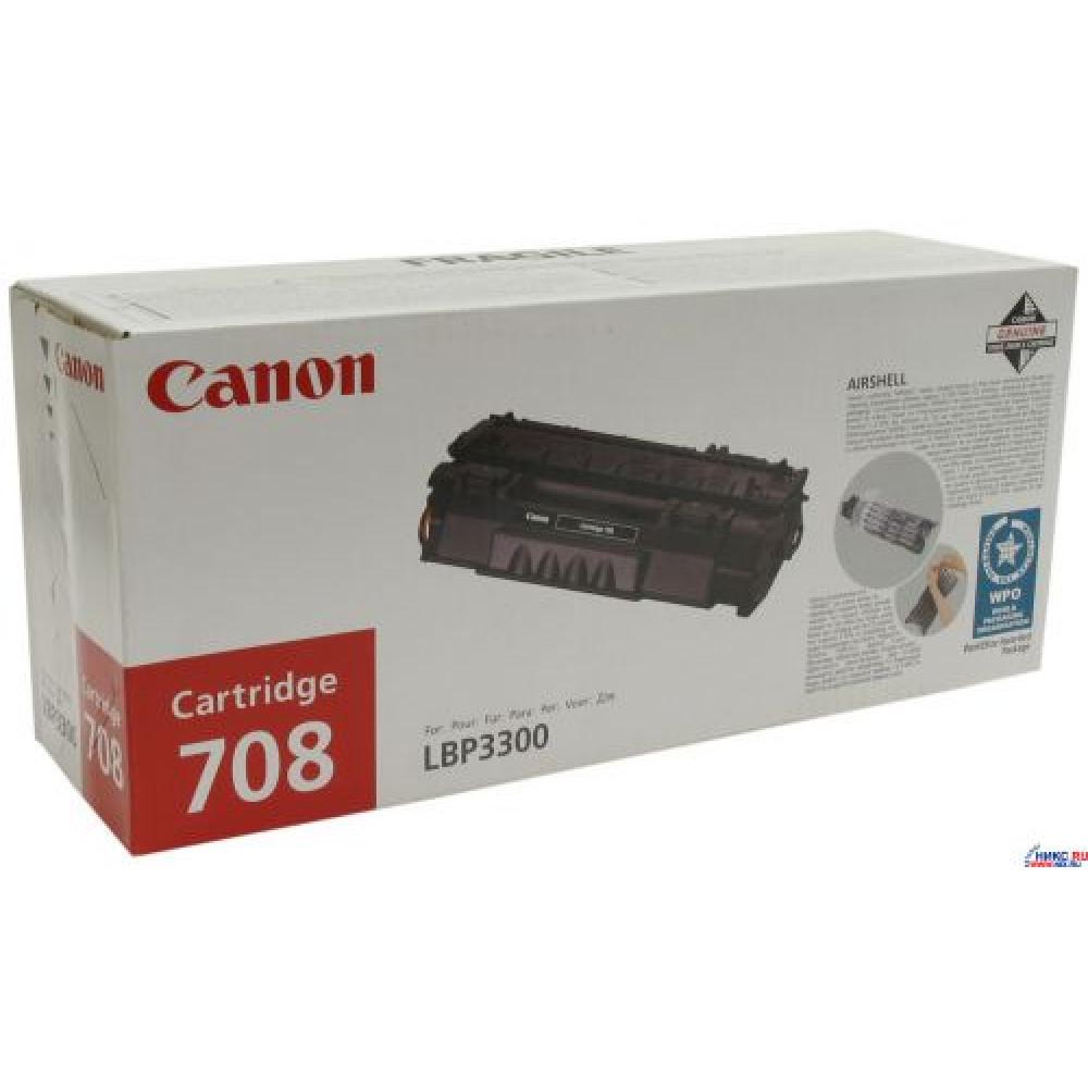 Картридж Canon C-708 (0266B002) (Original)