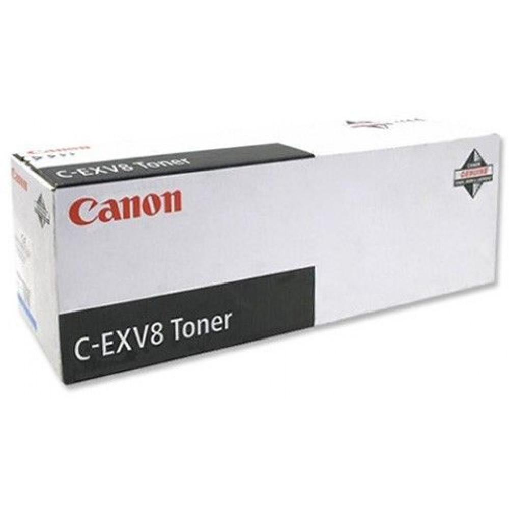 Картридж Canon C-EXV8 Y (Original)