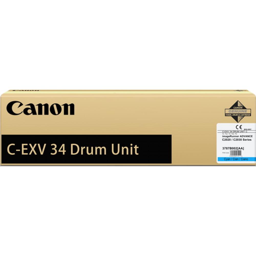 Фотобарабан Canon C-EXV34 C (3787B003) (Original)