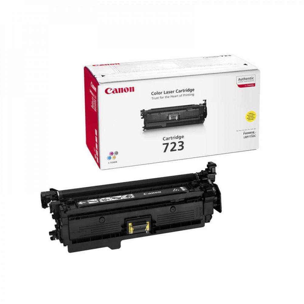 Картридж Canon C-723 Y (2641B002) (Original)