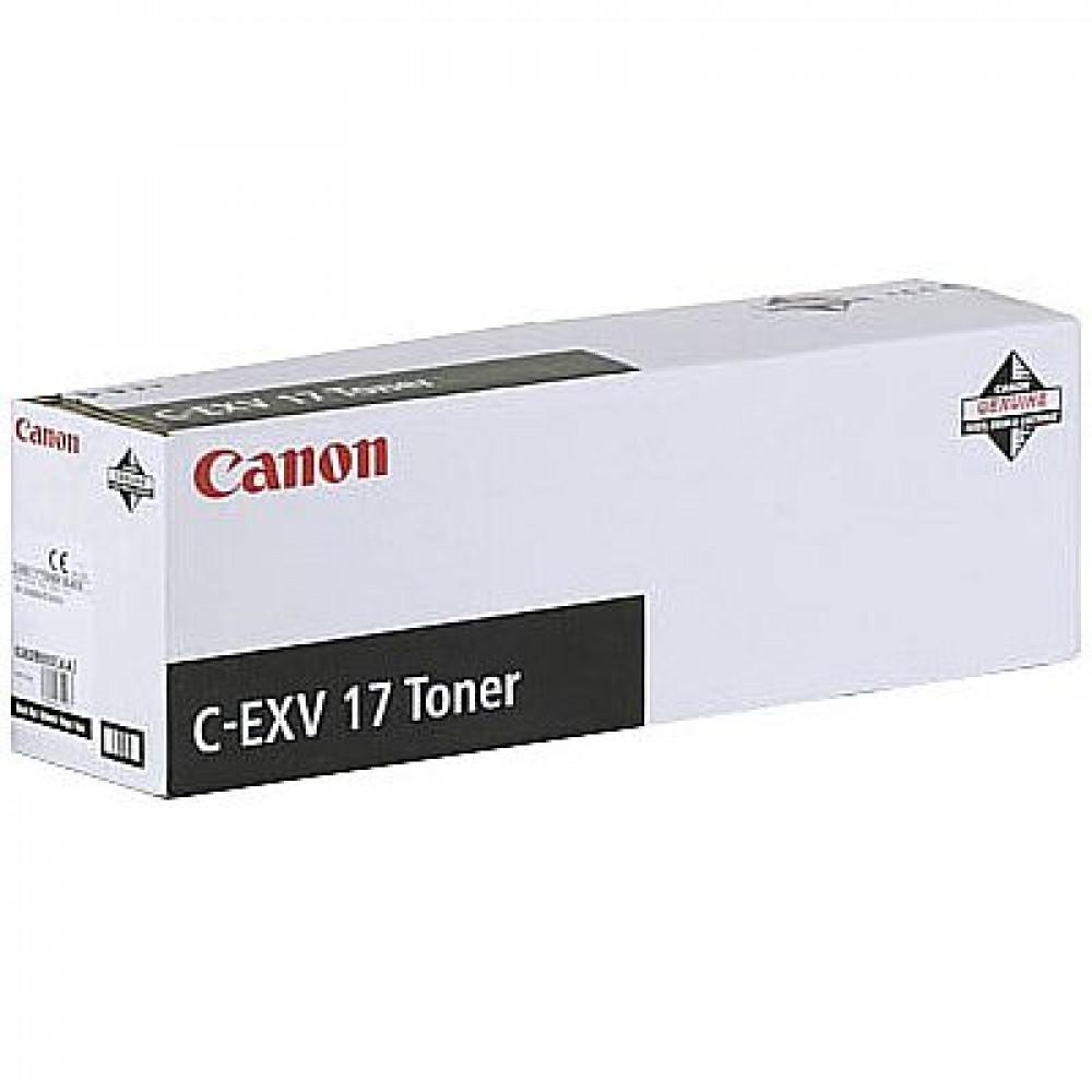 Картридж Canon C-EXV17 M (0260B002) (Original)