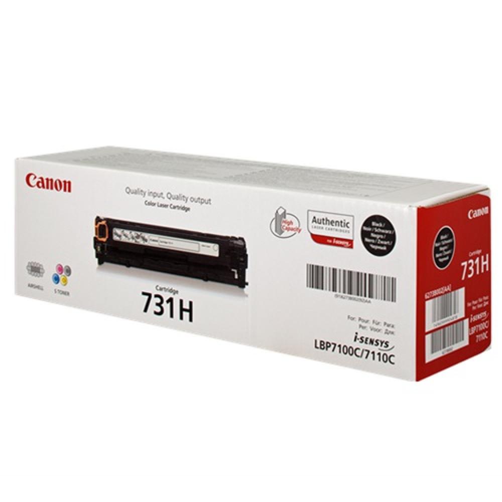 Картридж Canon C-731H Bk (6273B002) (Original)