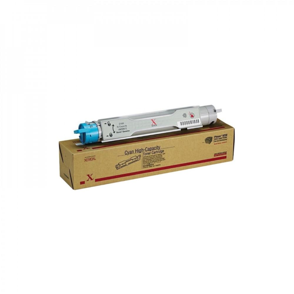 Картридж Xerox 106R00672 Phaser 6250 8K Cyan