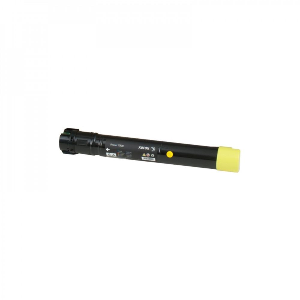 Картридж Xerox 106R01572 Phaser 7800 yellow