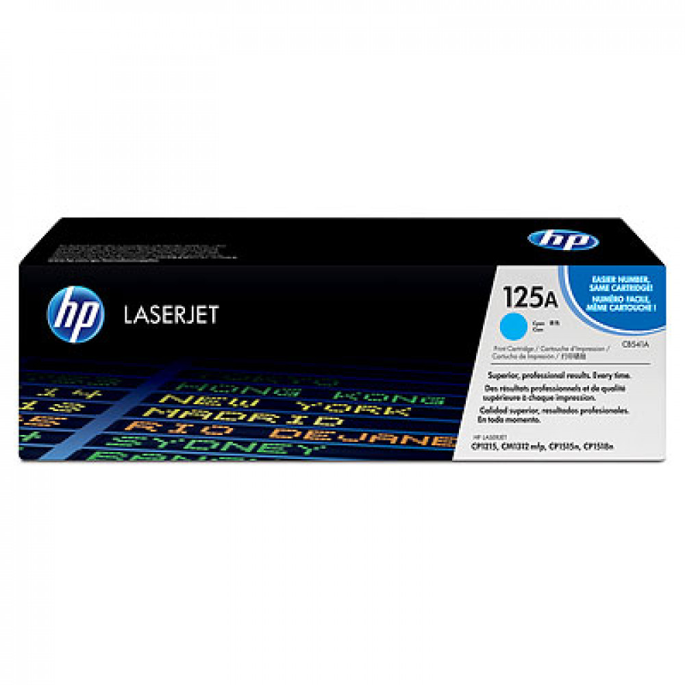 Картридж HP CB541A C 1400K