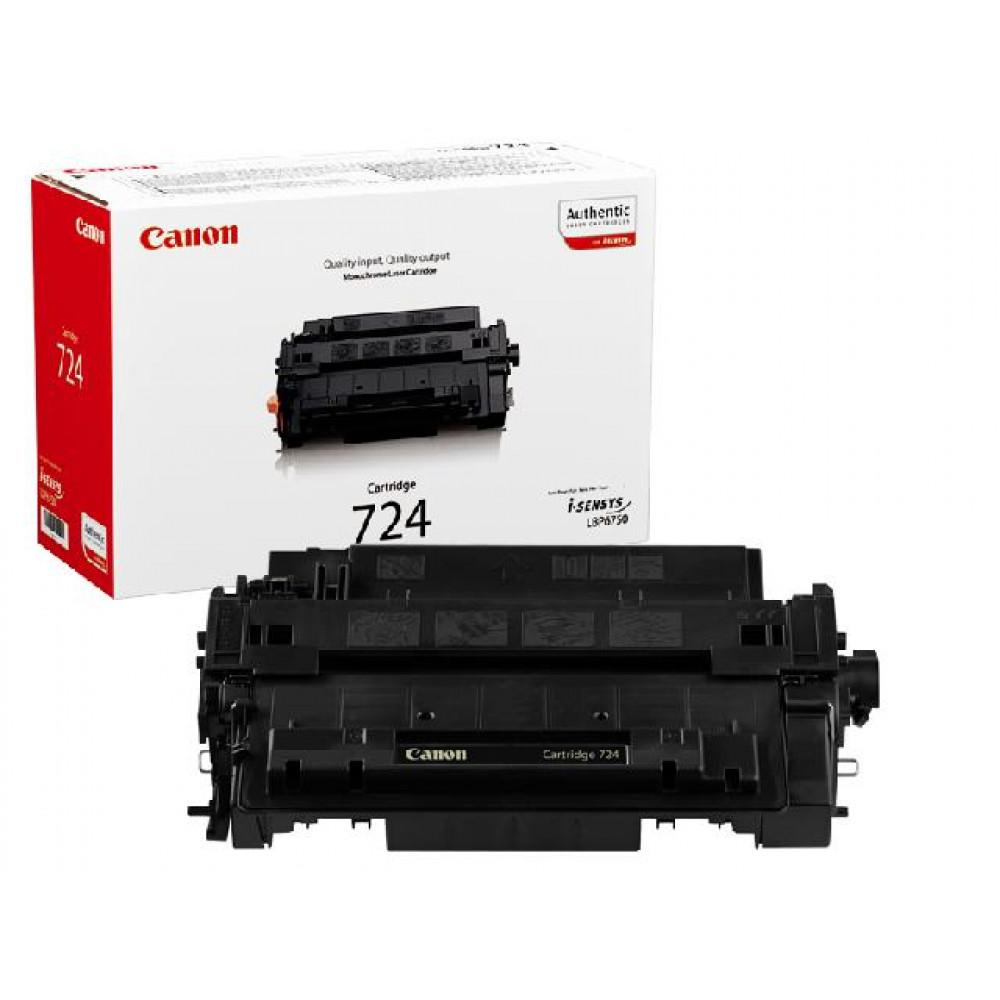 Картридж Canon C-724 (3481B002) (Original)