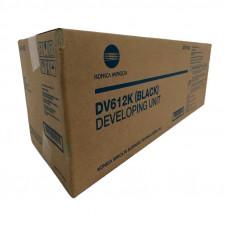 Девелопер Konica Minolta DV-612K (A0TK03D) для bizhub C452/552/652 черный