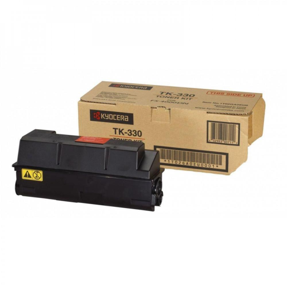 Тонер-картридж Kyocera TK-330 for FS-4000DTN (1T02GA0EU0) (Original)