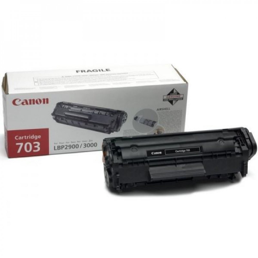 Картридж Canon 703 Black (7616A005) (Original)