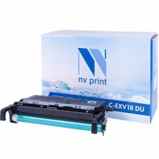 Барабан NV Print для Canon C-EXV18 DU