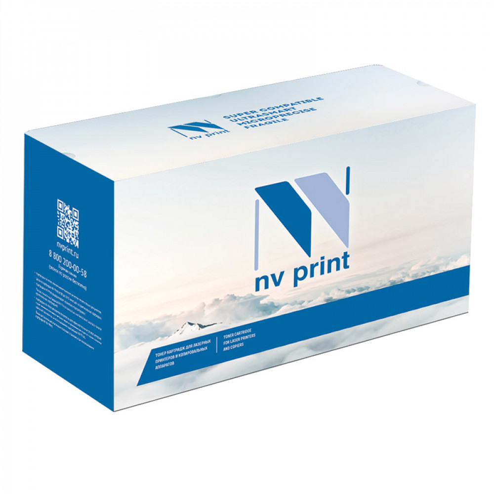Картридж NV Print для Oki C5100/5200/5300/5400 Cyan для C5100/5200/5300/5400 42127407 (5000k)