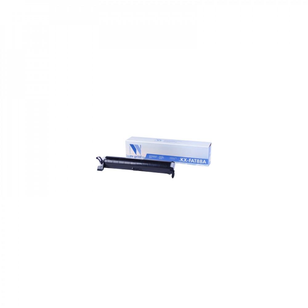 Картридж NV Print для Panasonic KX-FAT88A для KX/FL-403/413 (2000k)