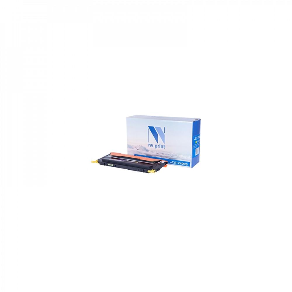 Картридж NV Print для Samsung CLT-Y409S Yellow для CLP-310/310N/315 (1000k)