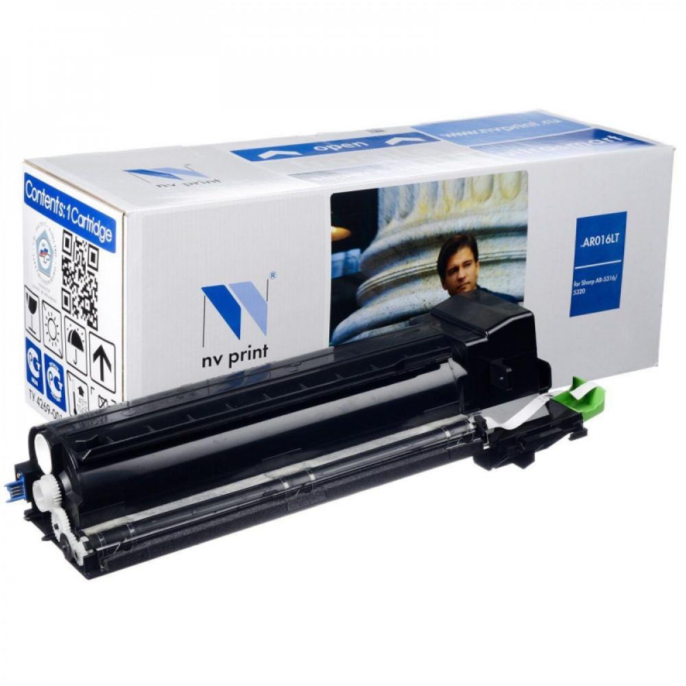 Картридж NV Print для Sharp AR016LT для AR 5016/5120/5316/5320 (15000k) (NV-AR016LT)