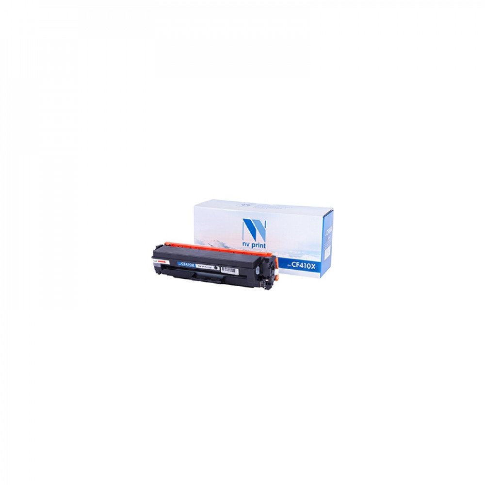 Картридж NV Print для HP CF410X Black для LaserJet Color Pro M377dw/M452nw/M452dn/M477fdn/M477fdw/M477fnw (6500k) (NV-CF410XBk)
