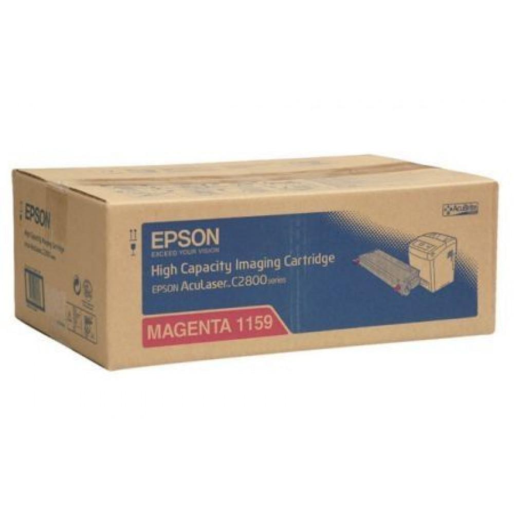Картридж Epson S051159 M AcuLaser C2800