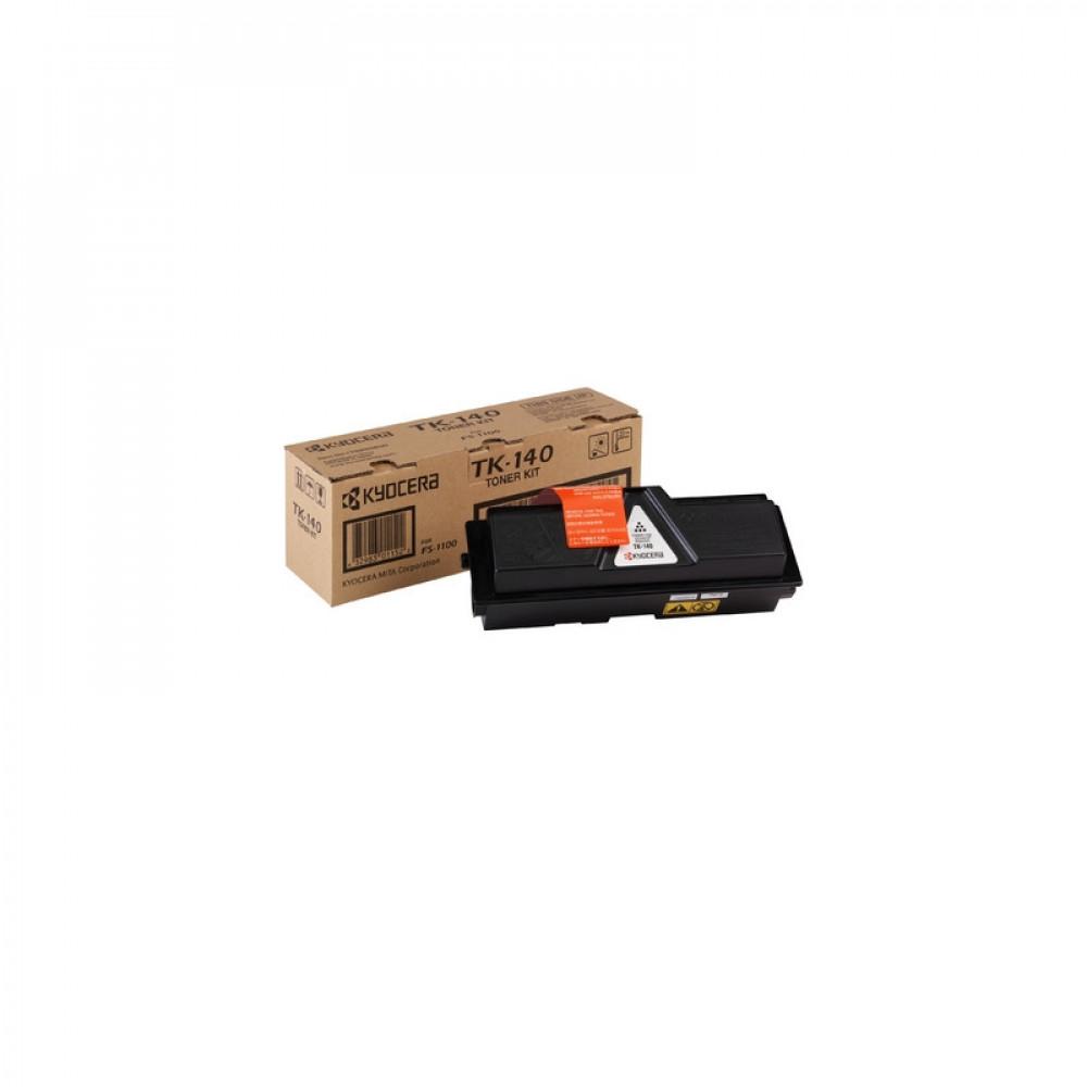 Тонер-картридж Kyocera Тонер-картридж TK-140 4 000 стр. Black для FS-1100/1100N