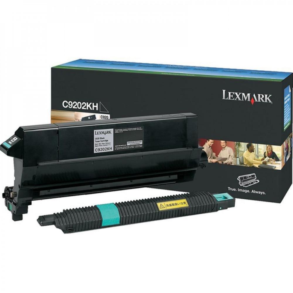 Картридж Lexmark C920 black 15K