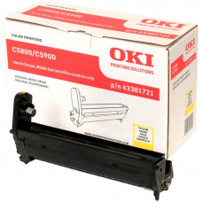 Барабан Oki Барабан C5800/5900/5550MFP 20K (yellow)
