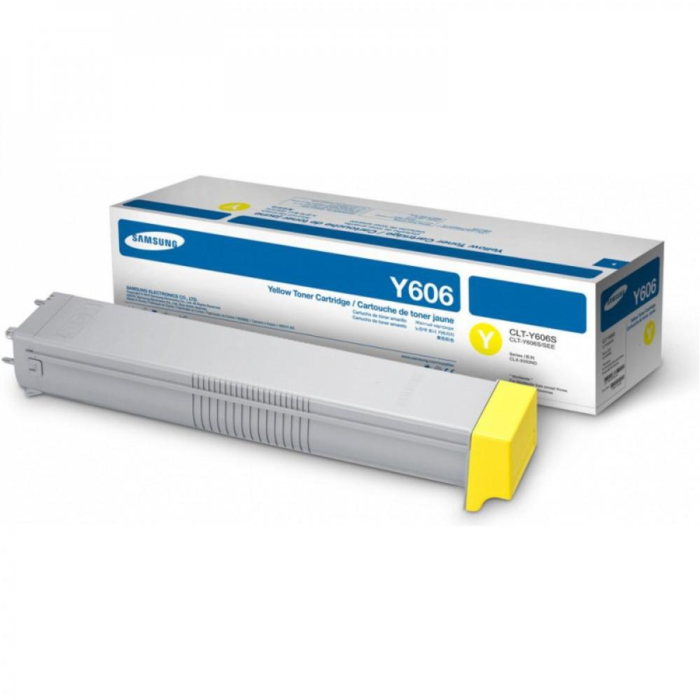 Картридж Samsung Картридж CLX-9350ND Yellow 20K