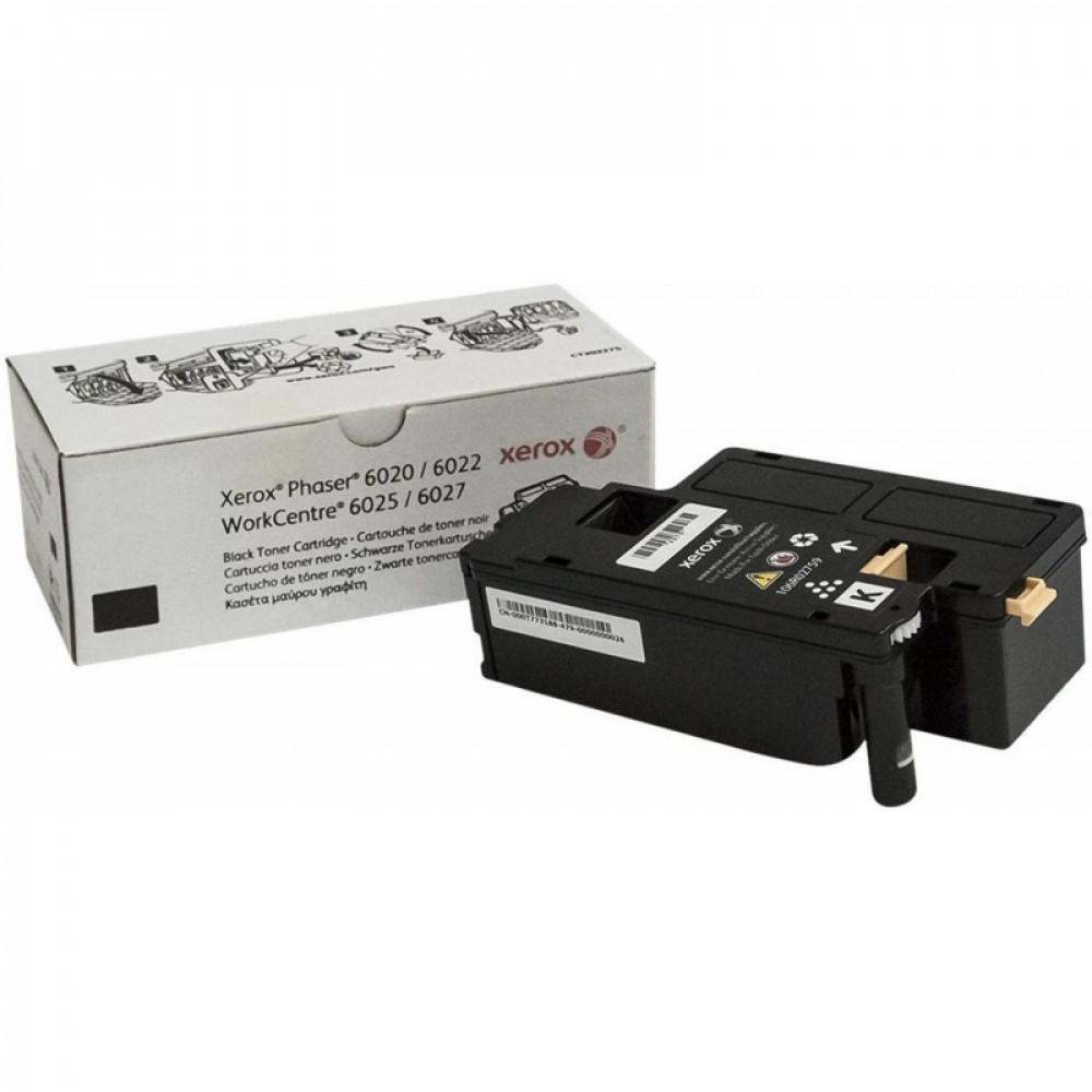 Картридж Xerox 106R02763 Phaser 6020/6022/6025/6027 black