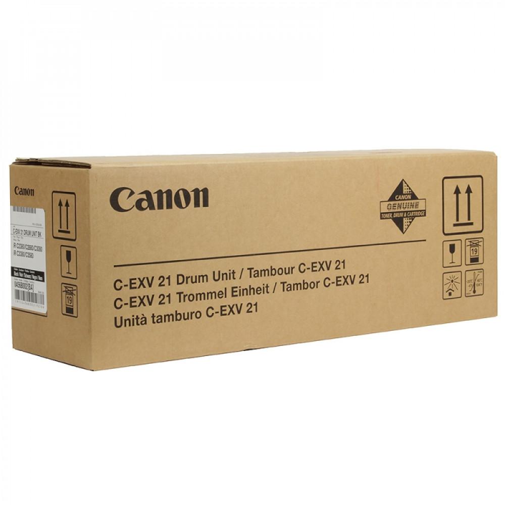 Фотобарабан Canon C-EXV21 black для IRC2880/3380/3880 (0456B002BA)