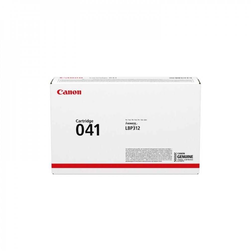 Картридж тонерный Canon 041 BK (0452C002)