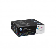 Kартридж HP 312A CYM Tri-Pack LaserJet Toner Cartridges (CF440AM)