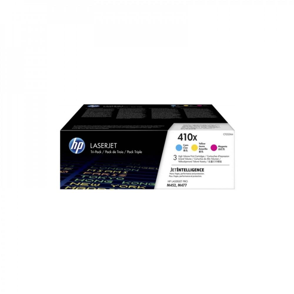 Картридж HP 410X CYM Tri-Pack (CF252XM)