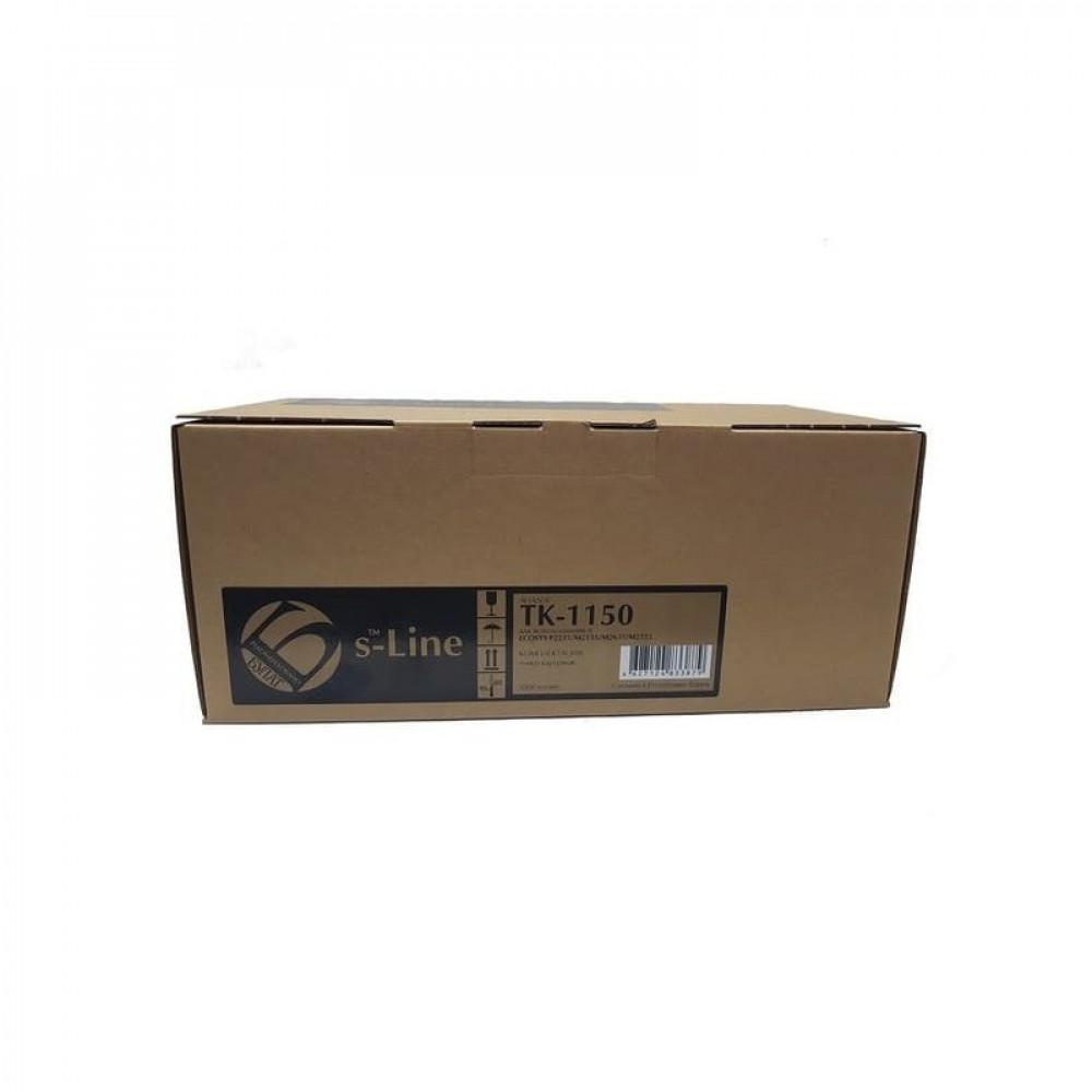 Тонер-картридж Bulat для s-Line TK-1150 (без чипа) DFKYEP2235010 для Kyocera EcoSys-M2135/M2635/M2735/P2235