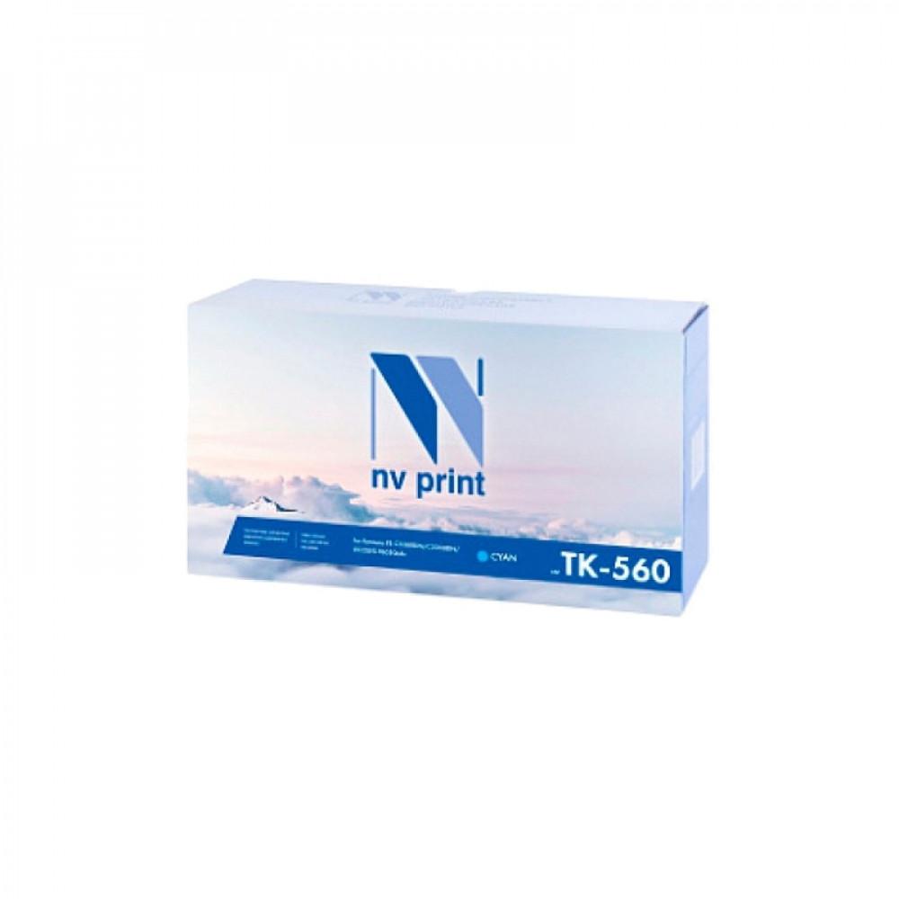 Картридж NV Print для Kyocera TK-560 Cyan