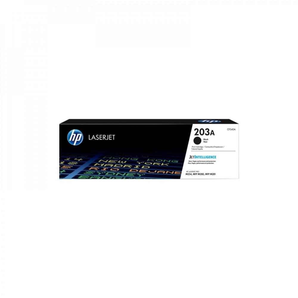 Картридж HP 203A черный (CF540A)