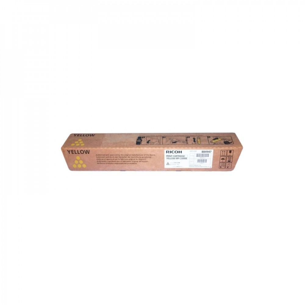 Тонер-картридж Ricoh type MPC3000E (842031)