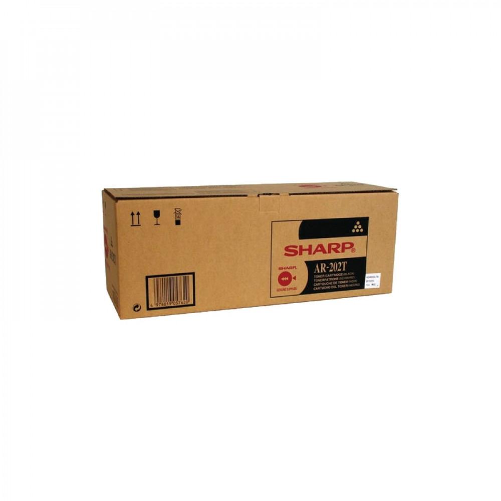 Тонер-картридж Sharp AR202T
