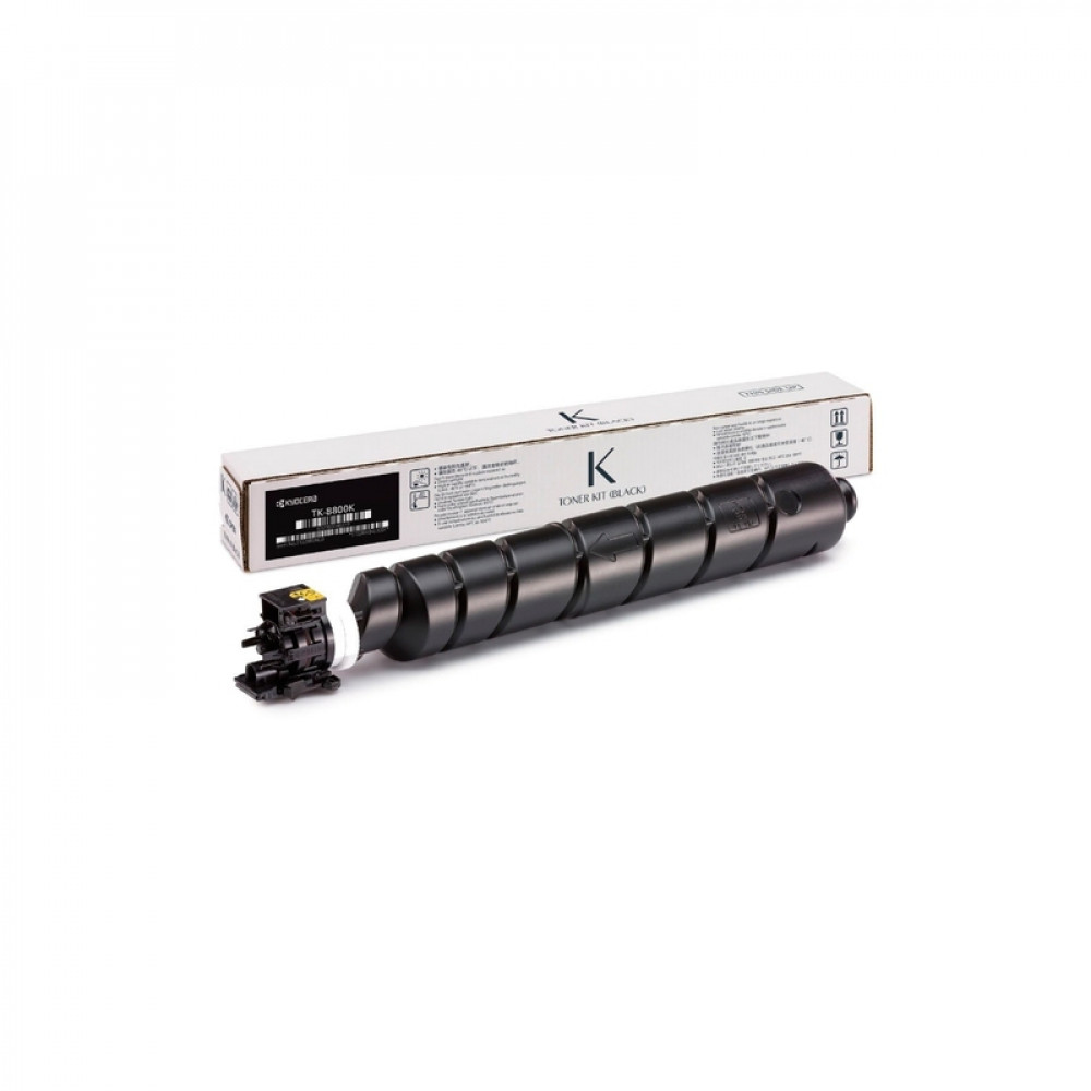 Картридж Kyocera 8800 Black для P8060cdn