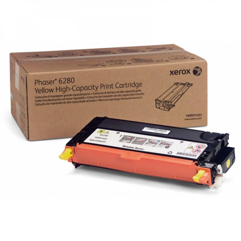 Тонер Xerox 6280 106R01402 Y