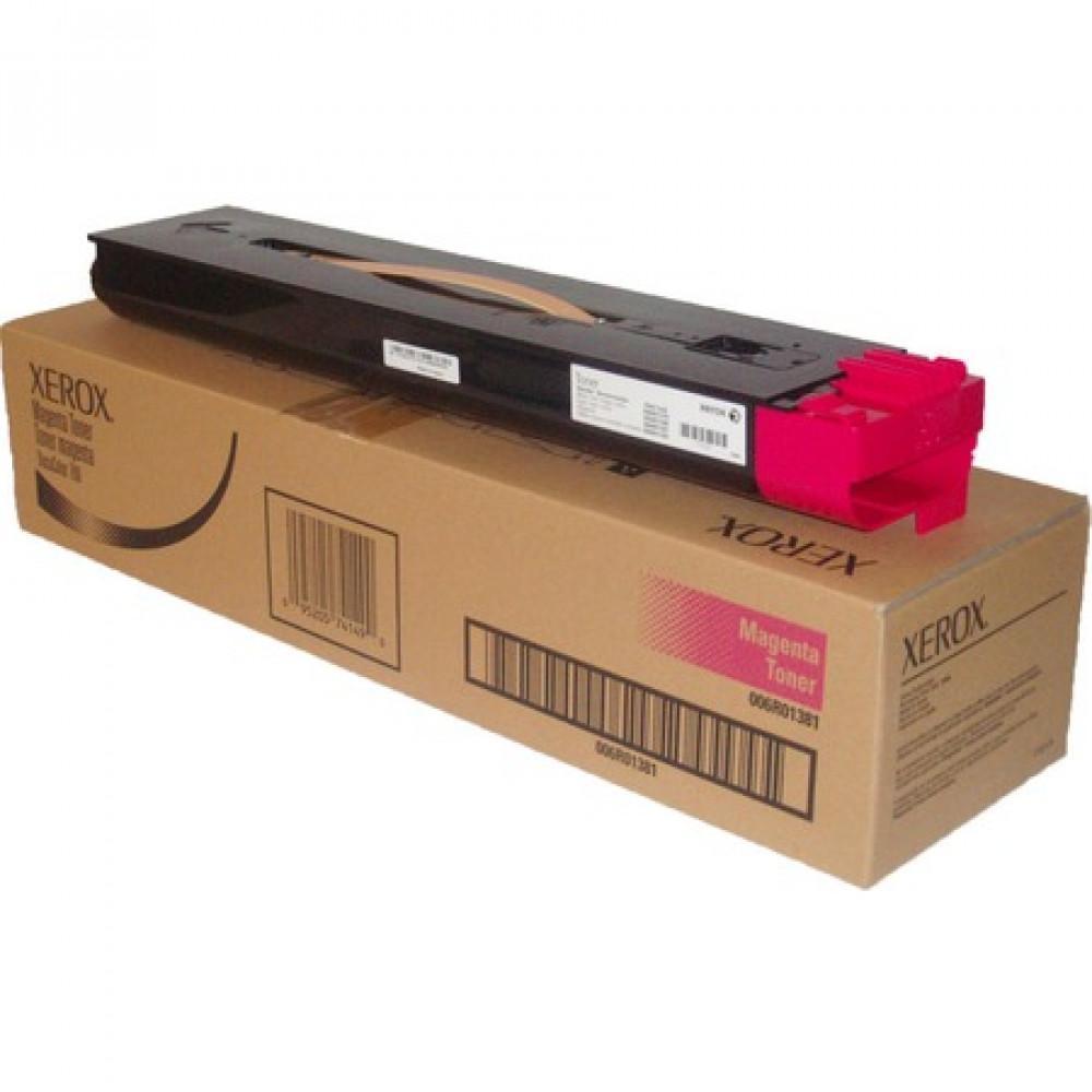 Картридж Xerox 006R01381 красный 700/700i