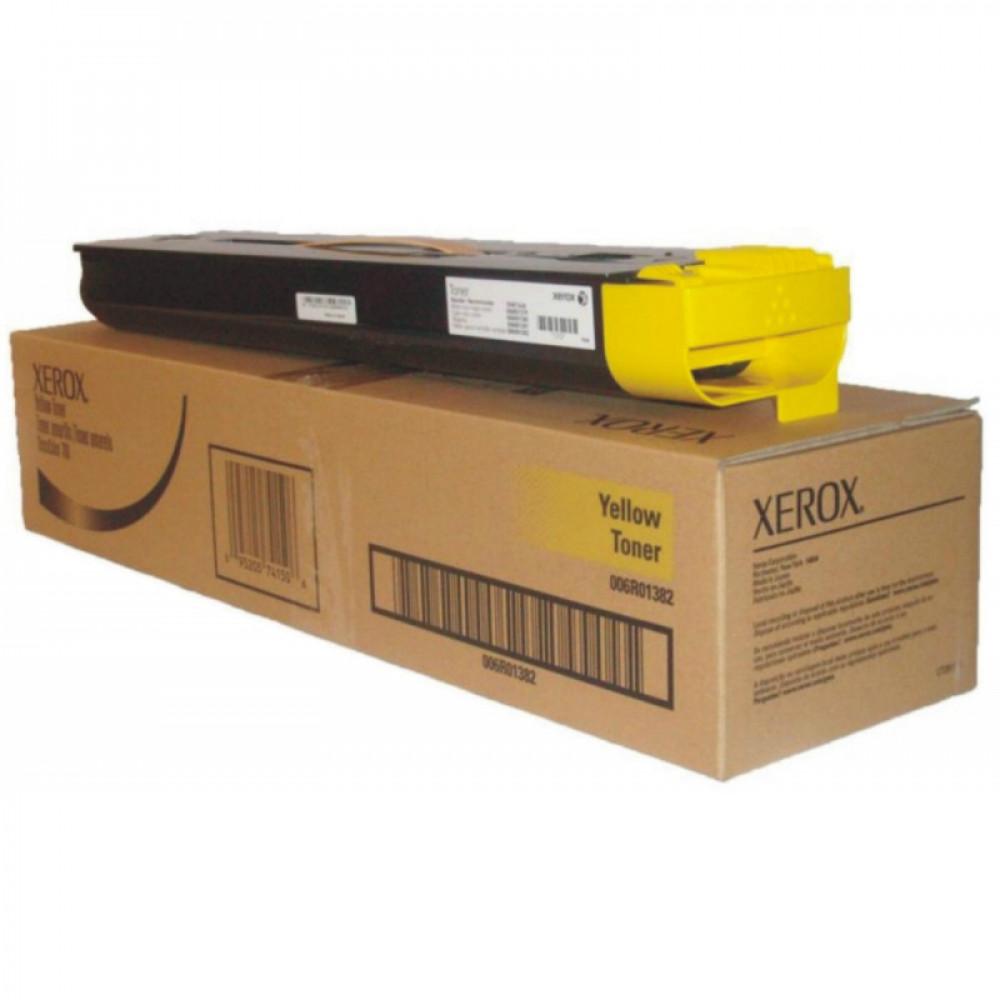 Картридж Xerox 006R01382 желтый 700/700i