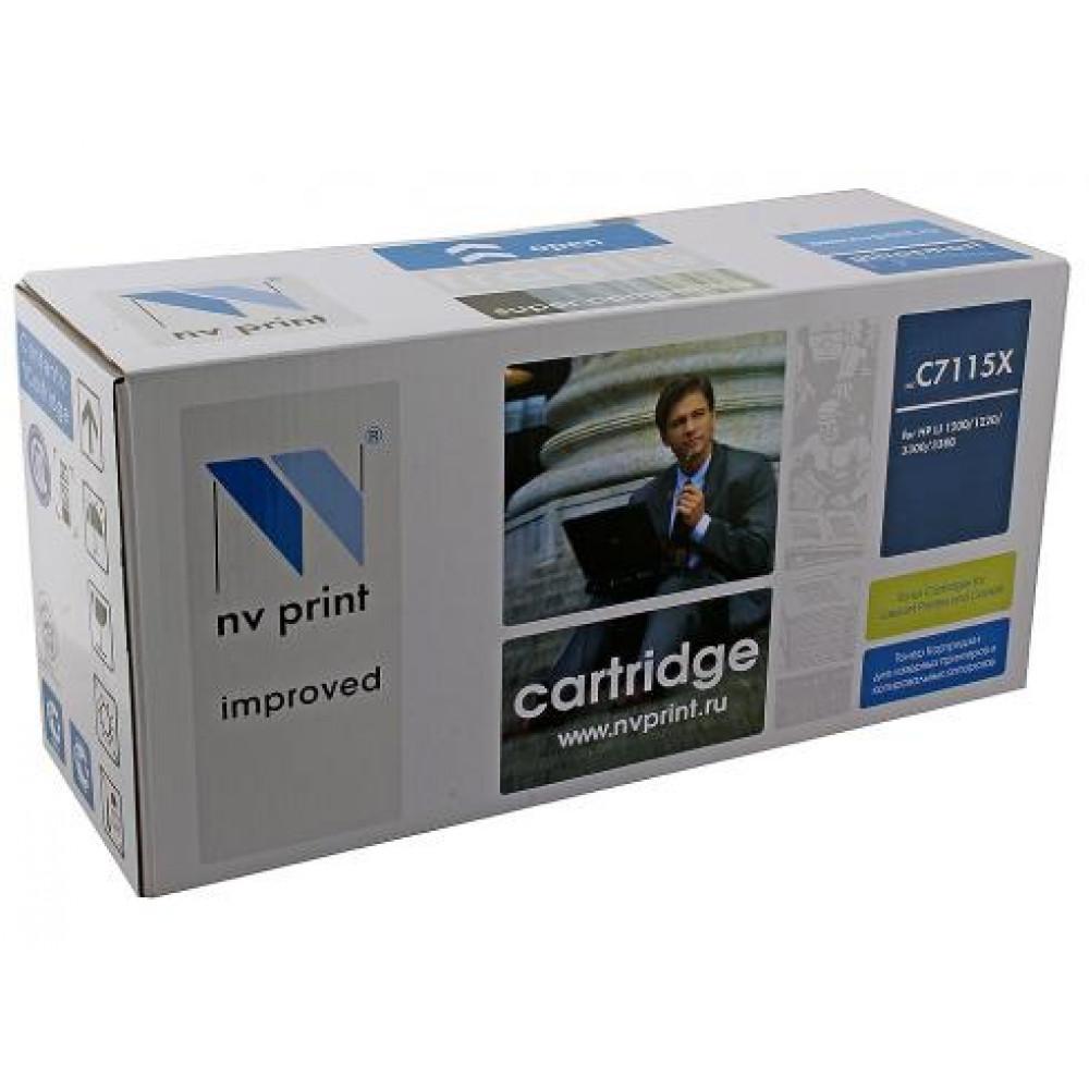 Картридж NV Print для HP C7115X