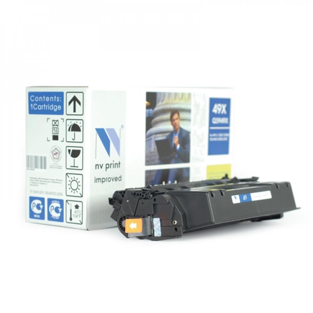 Картридж NV Print для HP Q5949X