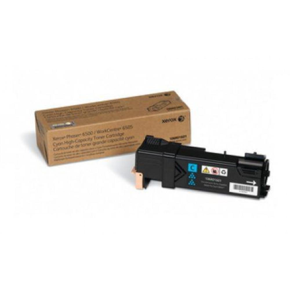 Картридж Xerox 106R01601 WC 6505 Cyan