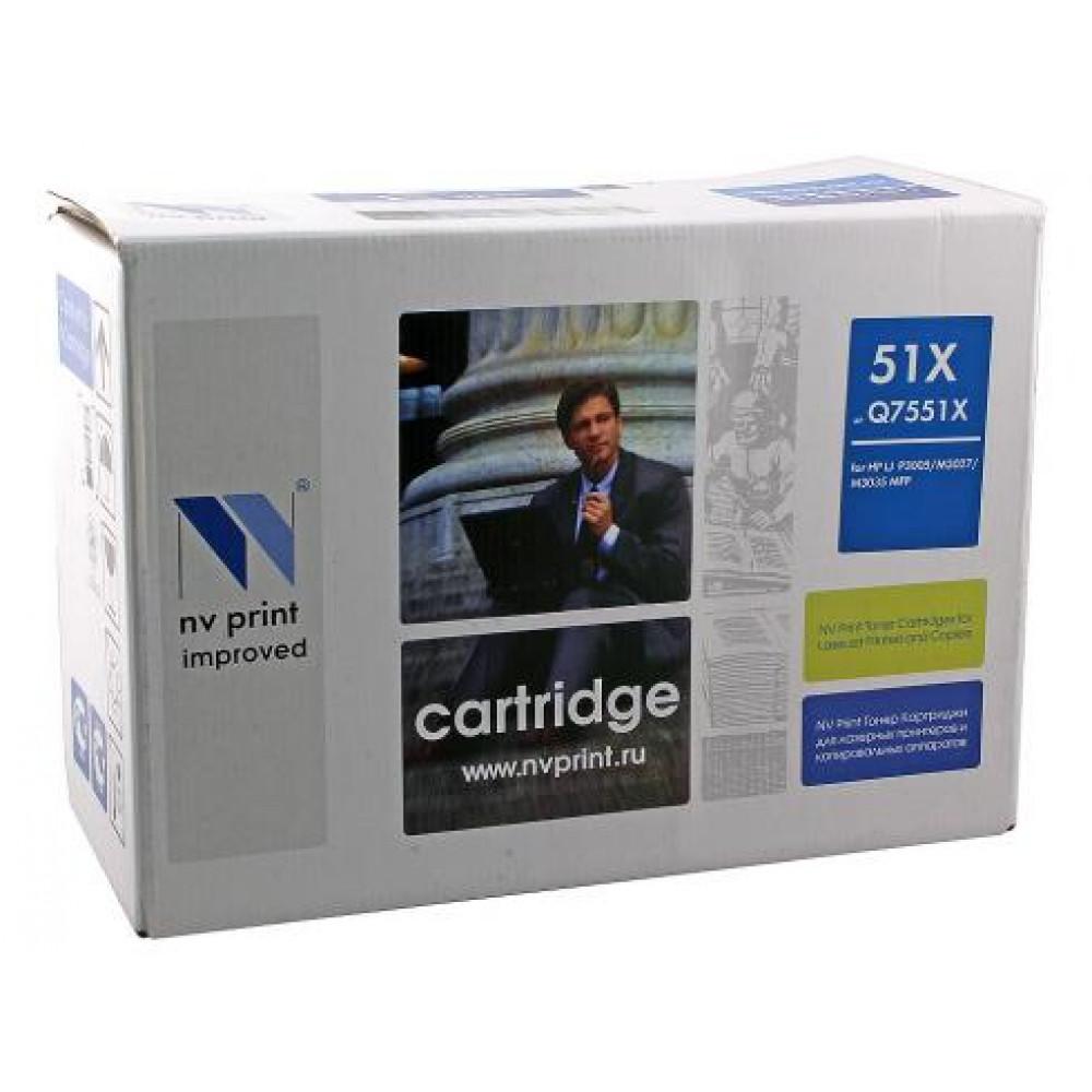 Картридж NV Print для HP Q7551X